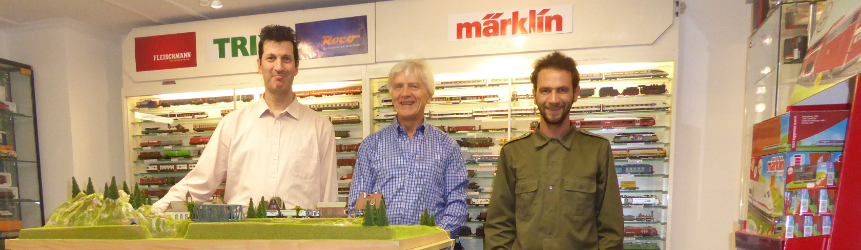 Bühler AG Interlaken - Das Team